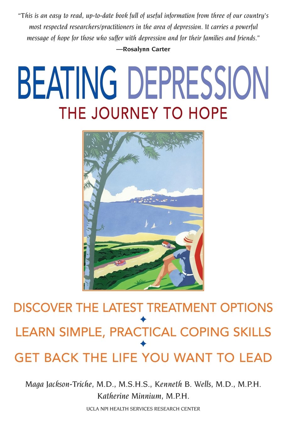 Beating Depression: The Journey to Hope: Maga Jackson-Triche