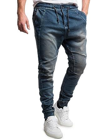 verkauf uk Shop für echte Sonderverkäufe Urban Surface Herren Sweat Jeans JoggJeans 61479 Blau Gr. 36 ...