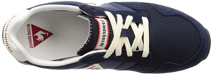 Le Coq Sportif Scarpe Omega Nylon 1820704 Dress Blue Uomo Moda Casual  Sneakers  Amazon.it  Scarpe e borse 192ba30f753