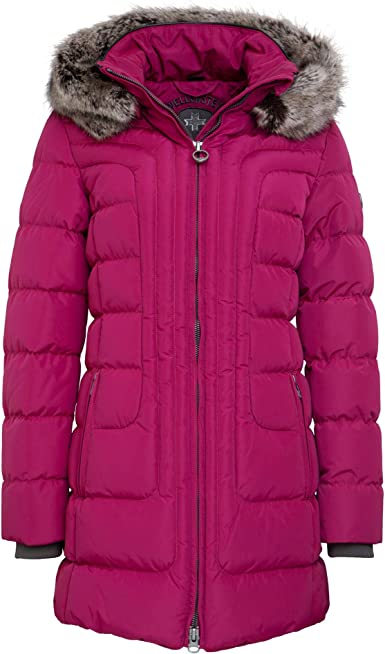 Wellensteyn Helium Medium MoSoDuHiTec Moonlightblue Jacke Damen Winter