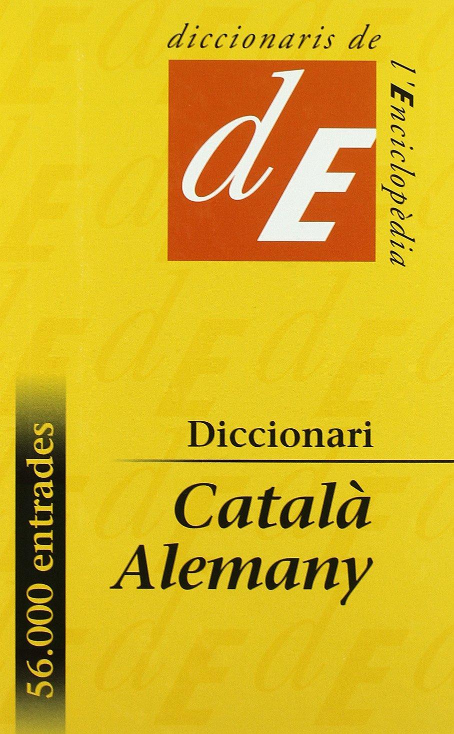 Diccionari Català Alemany  Diccionaris Bilingües Band 44