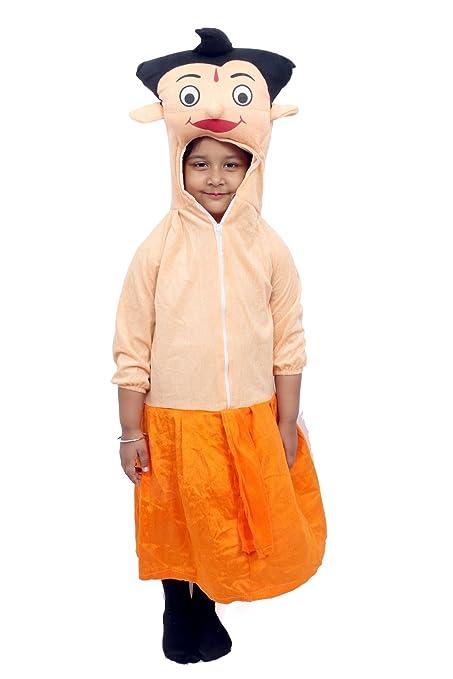 21a696fe9 Buy NFD CHOTA BHEEM Multicolor Kids Fancy Costume WEAR Online at Low ...