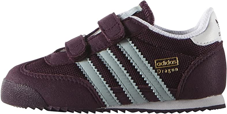 valor Abigarrado Interpretación  adidas Dragon CF I - Zapatillas para niños, Color Morado/Azul/Blanco, Talla  20: Amazon.es: Zapatos y complementos