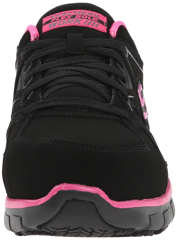 Skechers Para Mujer Zapatos De Trabajo Negros c6dRFj2z