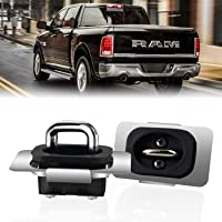 Dibanyou Tie Down Anchors Truck Bed Side Wall Anchors for 2009-2018 Dodge Ram 1500 2500 3500 2 Pack