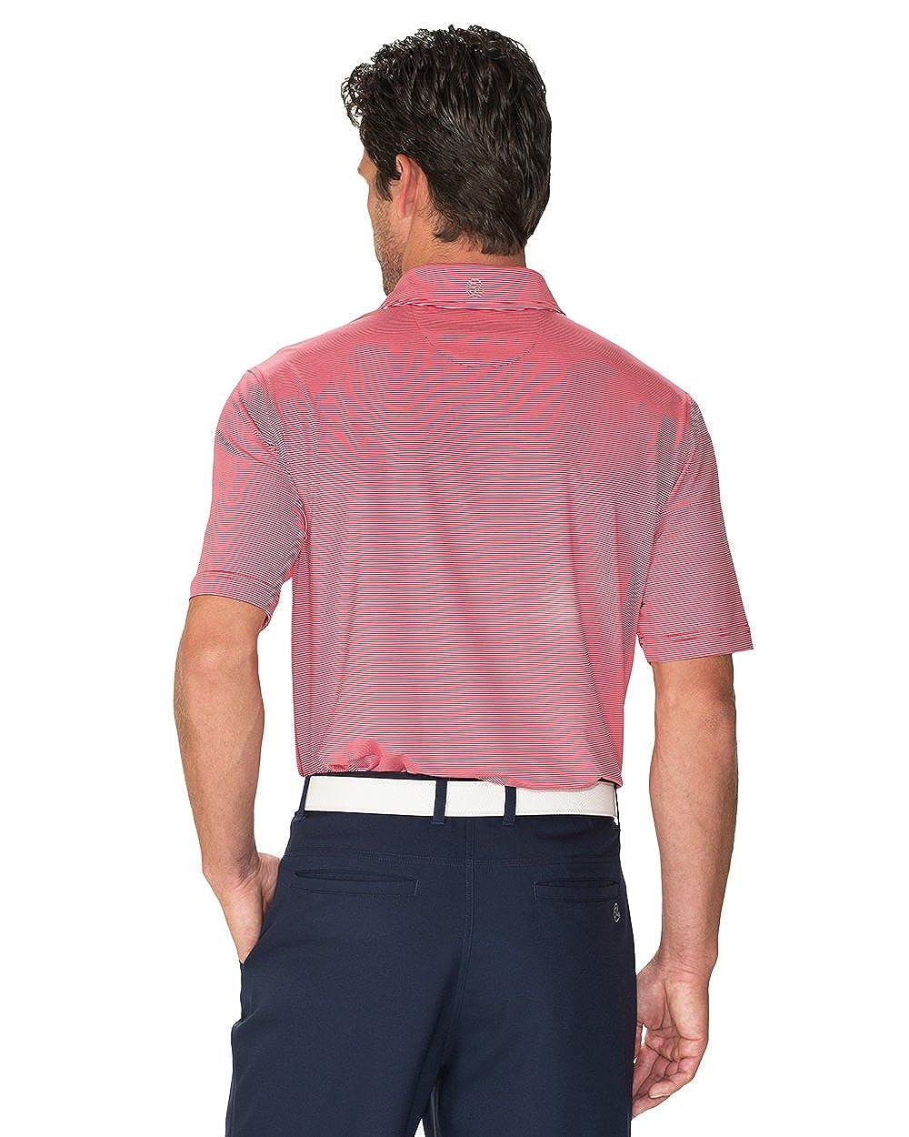 Chase54 Mens Drift Short Sleeve Polo Shirt