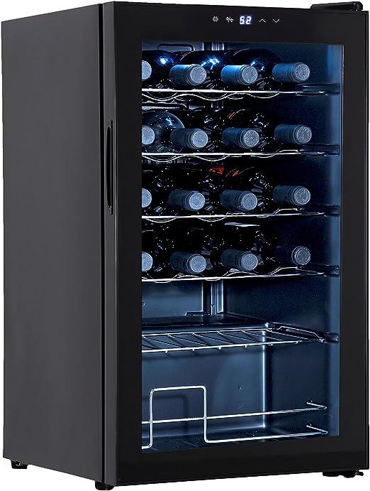Amazon.com: KUPPET - Enfriador de vino termoeléctrico ...