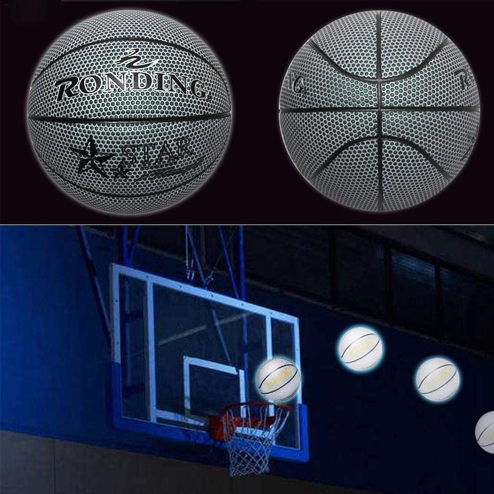 Adminitto88 Basket-Ball Dentra/înement pour Lentra/înement De Basket-Ball Doux Ballons De Basket-Ball Int/érieurs//Ext/érieurs pour Adolescents Et Adultes Basketball Dentra/înement pour Ar/éna