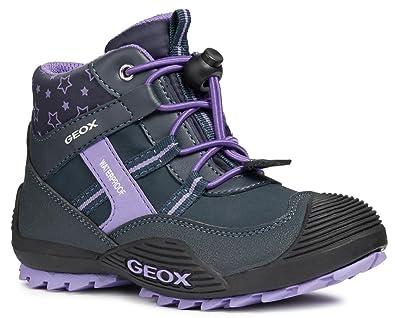 Geox J847HA Atreus WPF - Botas Clásicas de Sintético Niñas: Geox: Amazon.es: Zapatos y complementos