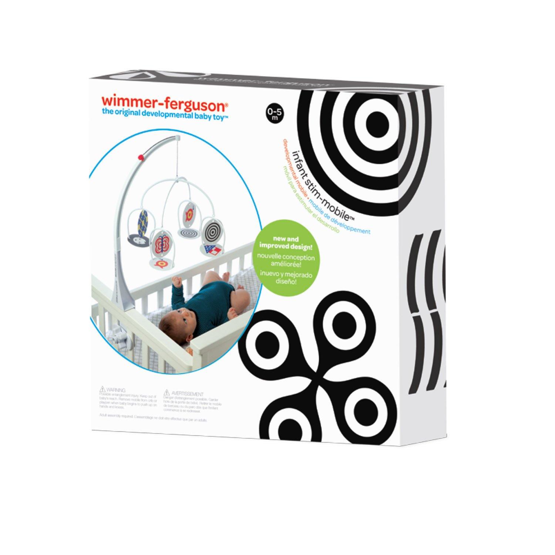Manhattan Spielzeug Wimmer-Ferguson Zweiseitiger Spiegel