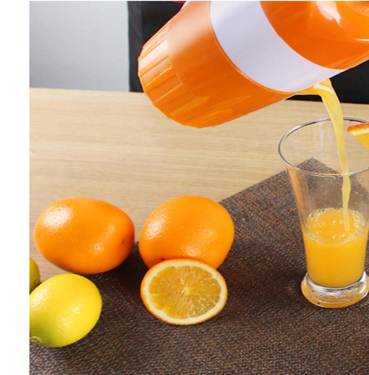 Lemon Juicer Orange Juice Maker Simple, Manual Press Household Juicer Bestmotoring