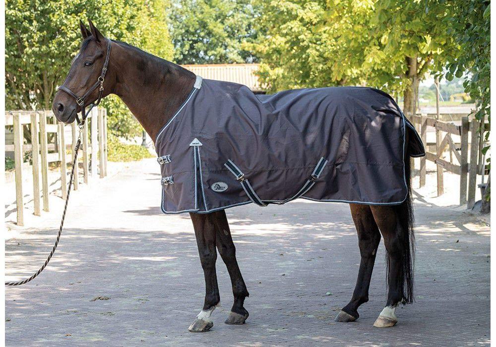 Harry's Horse 32200615 cm Thor AMS TC Lining – L, Ebony