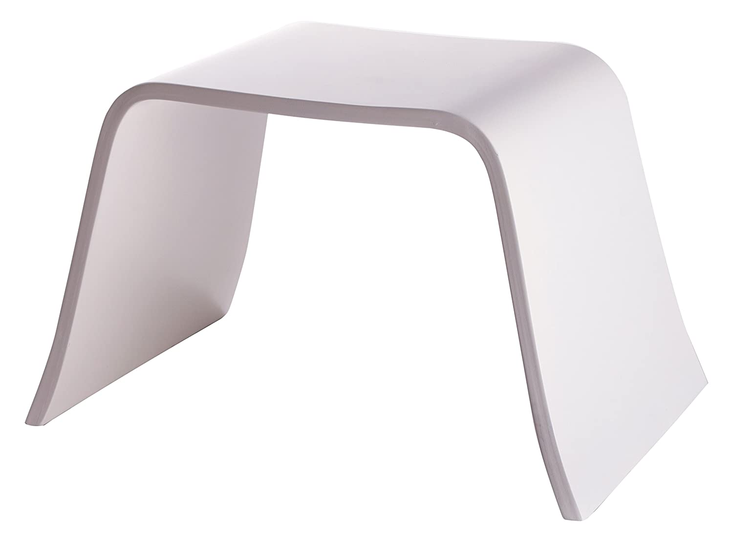 Älva of Sweden Wooden Step Stool (White) 5030