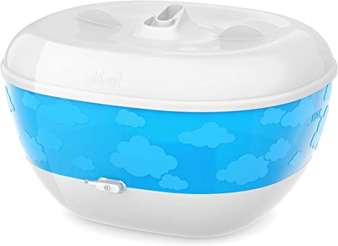 Humidificador de vapor caliente Chicco Humi Hot: Amazon.es: Bebé