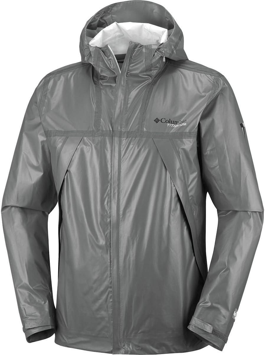 Columbia Titanium Outdry Ex Eco Shell Jacket Men's Bamboo