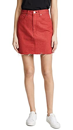 ee5fb553d2 Rag & Bone/JEAN Women's Moss Skirt at Amazon Women's Clothing store: