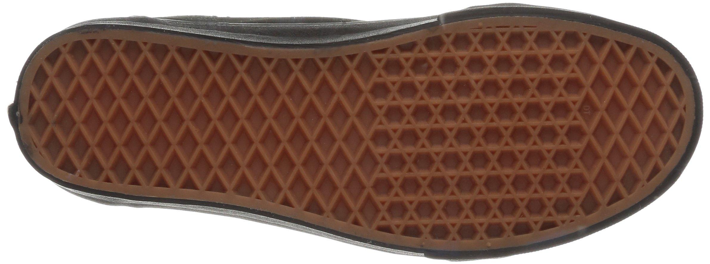 Vans Calzature unisex Old Skool Canvas Skateboard Shoes VD3HBKA Black UK 6