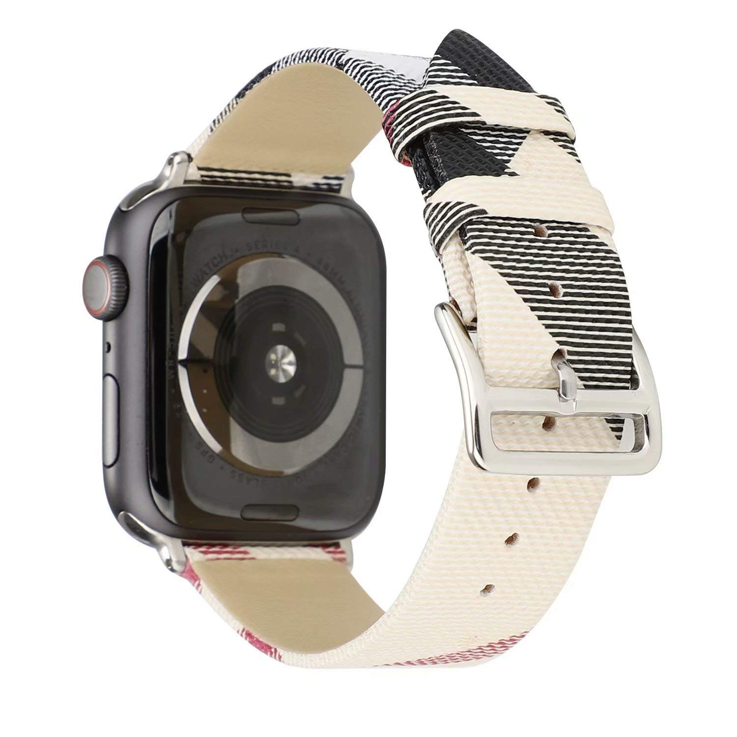 for Smart Watch Band 4series 4 for Apple Watch Band L for Apple Watch Band 42mm for for Apple Watch Band Series 2 Series 3 Series 4 I3 3 for Apple Watch Band Series 3 for Apple (Khaki, 42mm44mm)
