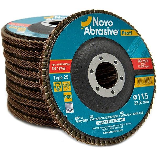 Klingspor Kronenflex A60 Extra 115mm x 1mm Cuttings Discs Premium Quality Professional Discs 50 DISCS