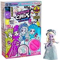 4 Pack Capsule Chix Ultimix 4.5-inch Small Doll Deals