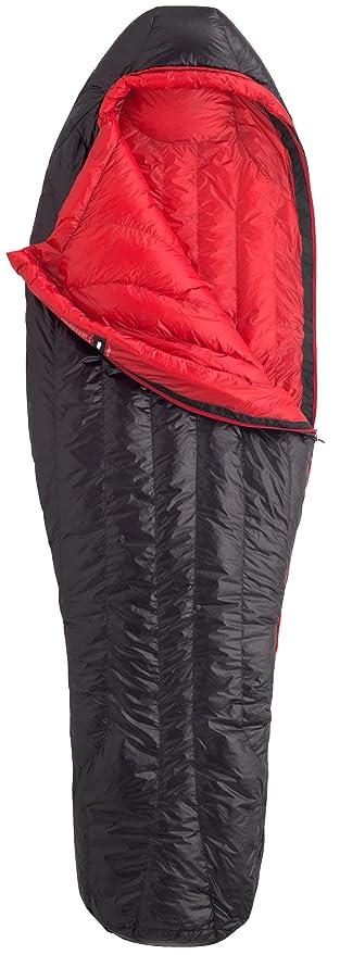 Marmot 900 Cuin Ultraleicht Daunenschlafsack Plasma 40 - Saco de dormir momia para acampada (algodón, hasta 0,49 kg), color multicolor, talla LZ: Amazon.es: ...