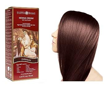 Tinte pelo henna colores