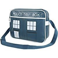 Doctor Who Retro Dr Who Sports Bag Navy