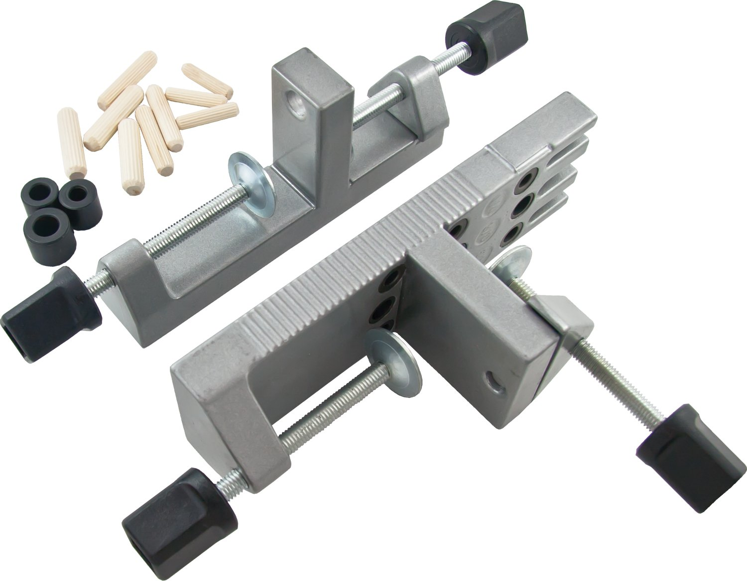 Wolfcraft 3751405 Dowel Pro Doweling Jig Kit Review