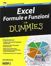 Excel. Formule e funzioni For Dummies