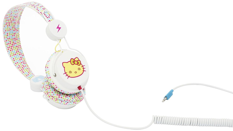 Hello Kitty - Disco Kopfhörer, kabelgebunden