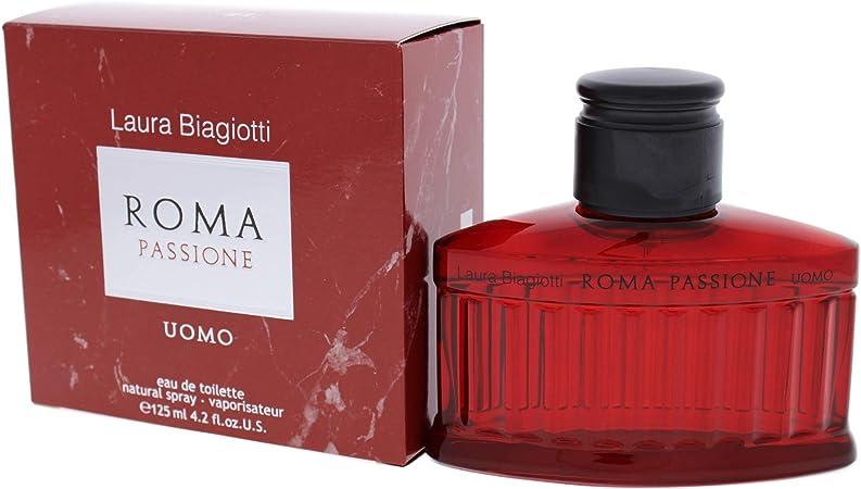 profumo roma laura biagiotti passione uomo
