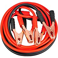 EUROXANTY® Arrancador De Coche | Pinzas De Bateria De Coche y Motos | Arranque Kit Para Coche Con Pinzas | Cable De Refuerzo | 2000 AMP