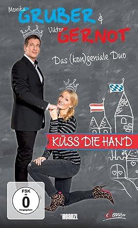 Monika Gruber Viktor Gernot Küss Die Hand Amazonde Monika
