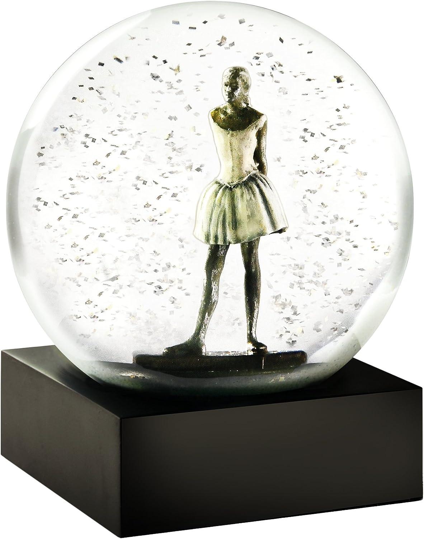 CoolSnowGlobes Bailarina de Degas Bola de Nieve: Amazon.es: Hogar