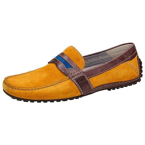 Sioux - Mocasines de Piel para hombre Varios Colores multicolor, color Varios Colores, talla 39: Amazon.es: Zapatos y complementos