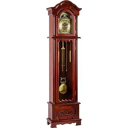 Maxstore KRONOS - Reloj de pie (200 x 52 x 25 cm)