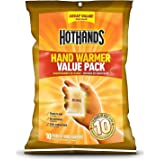 HotHands Hand Warmer Value Pack (10 Count), 1 Pack, Original