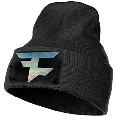 amazon com enghuaquj faze clan template knitted hat cap beanie