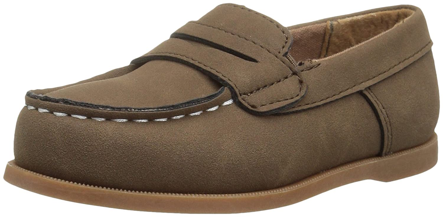Carter's Kids Boys' Simon4 Slip-on Boat Shoe Loafer Carter's SIMON4 - K