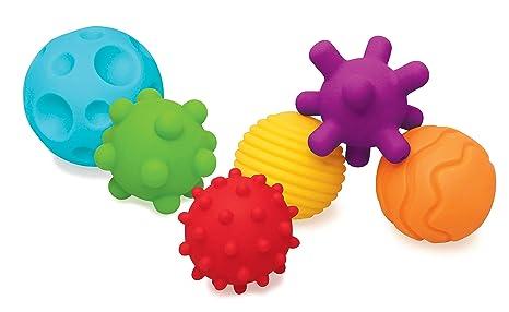 Infantino - Juego de bolas con textura 56Dk9AasC