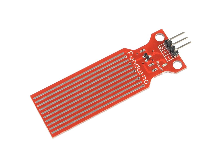 Redplanet Module Detector Water Level Sensor Module Liquid Level Sensor Depth of Detection for Arduino