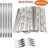 by Sterling 6mm 5mm Pack of 65 assorted round cable clips 4mm 8mm 7mm