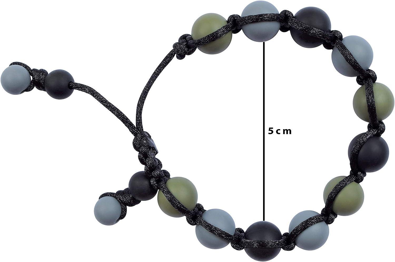 Navy Celtic /& Camo Munchables Sensory Chew Necklace