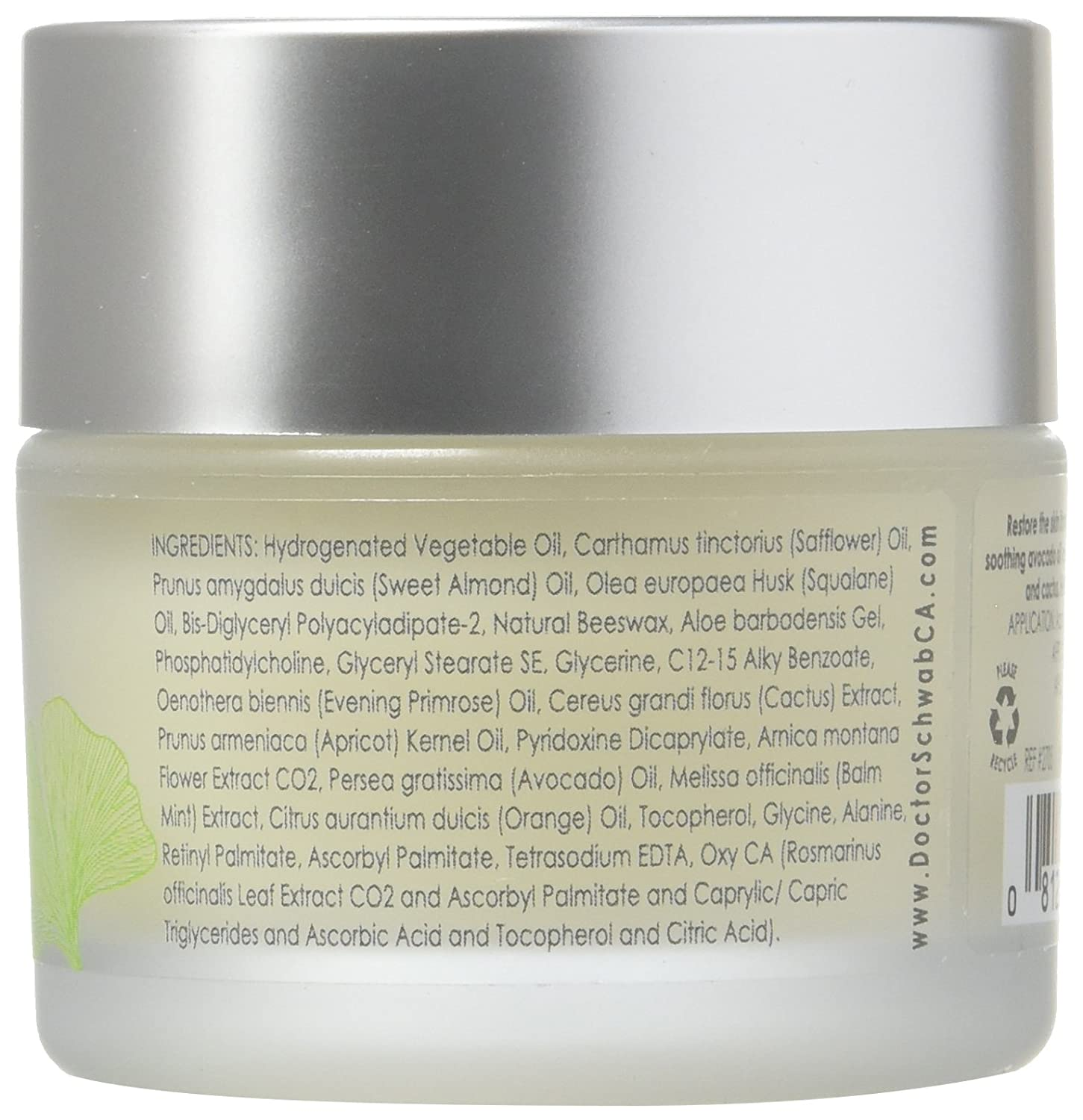 Dr. Schwab Rescue Cream 1.65 oz 50 ml
