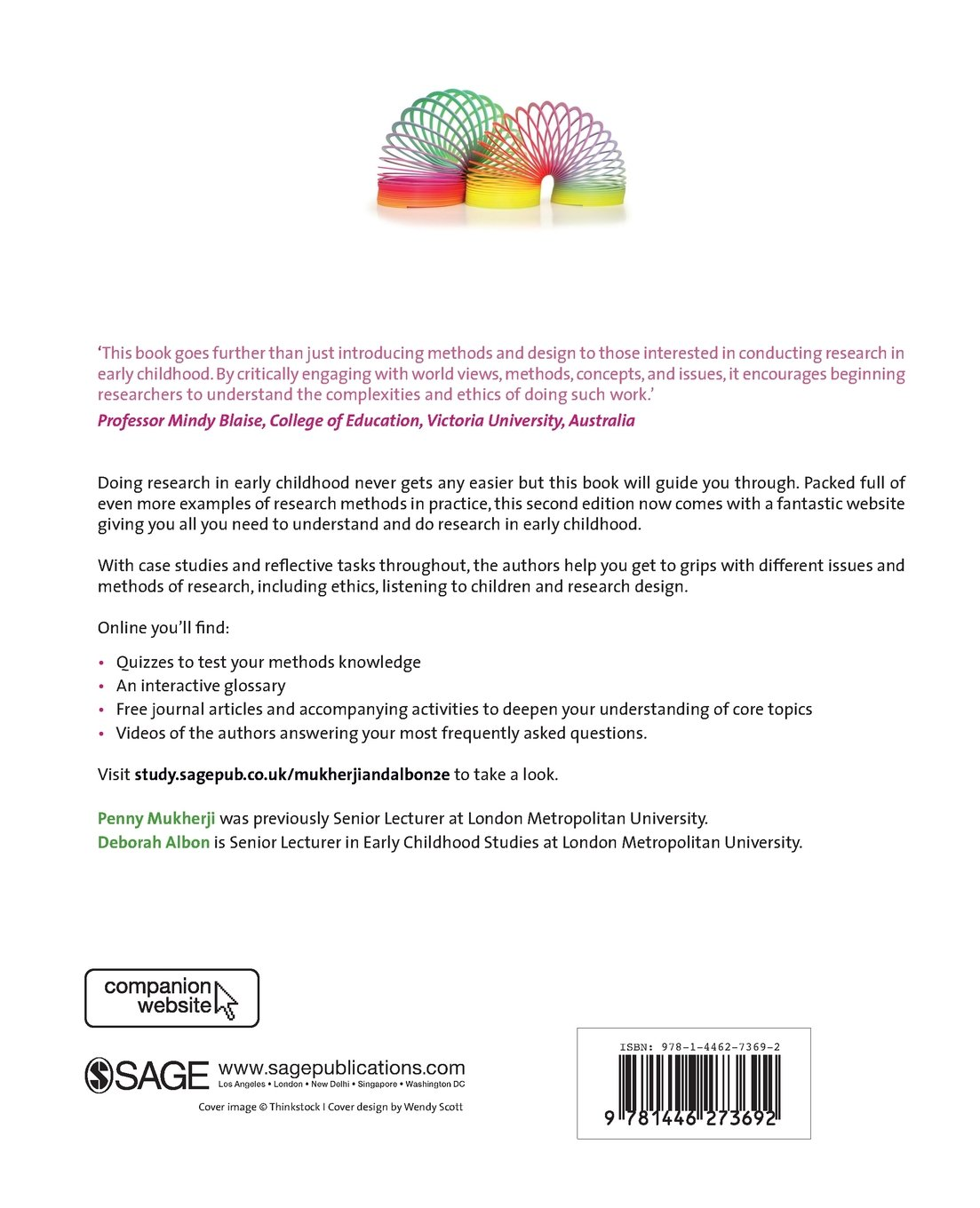 Research Methods In Early Childhood Amazoncouk Penny Mukherji