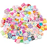 Amazonde Slime Charms Kawaii Set 60 Stück Charms Schleim Perlen