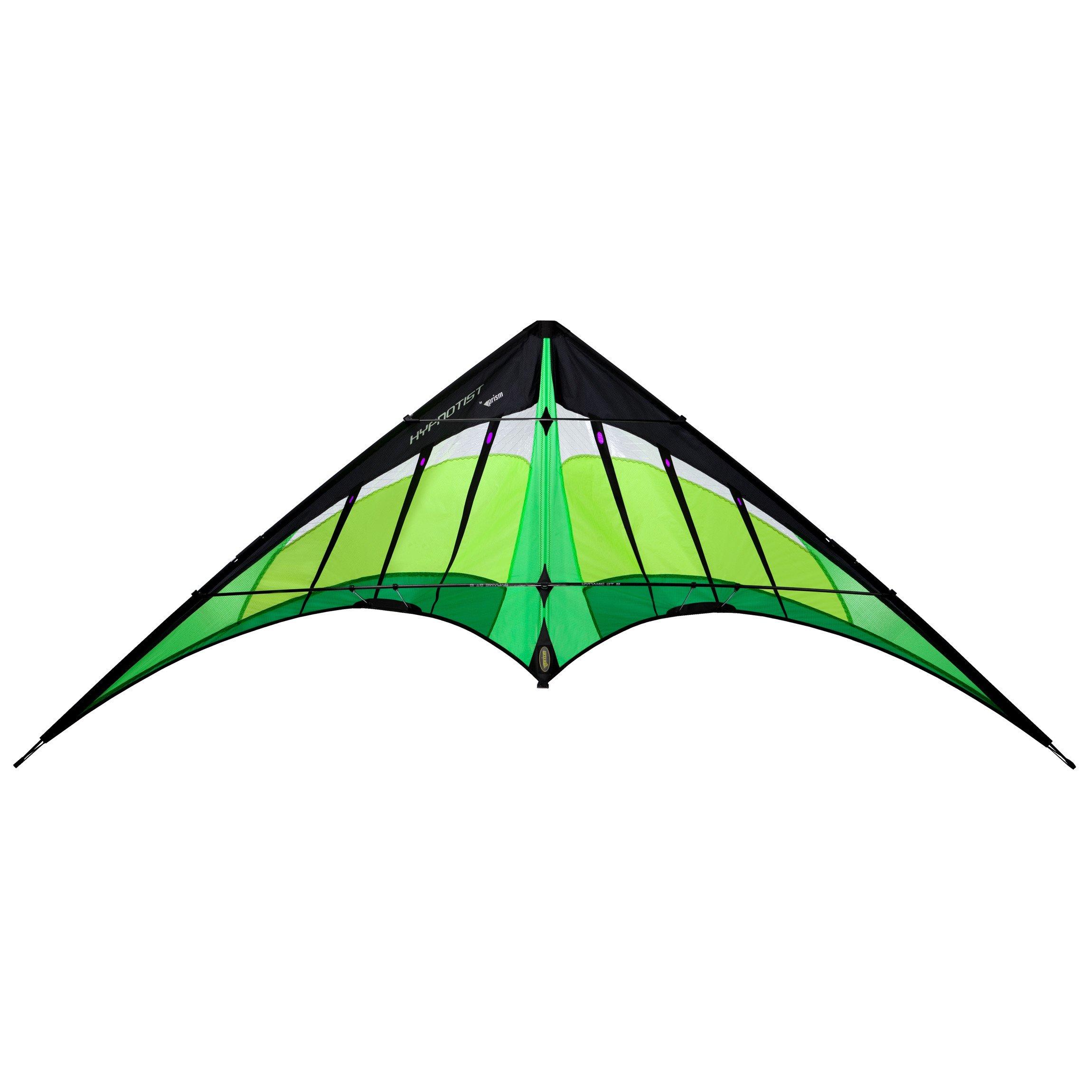 Prism Hypnotist Dual-line Stunt Kite, Citrus by Prism Kite Technology (Image #1)
