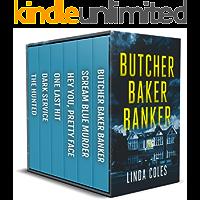Jack Rutherford and Amanda Lacey 6 Book Set: A Thrilling British Detective Novel Set (Jack Rutherford and Amanda Lacey…