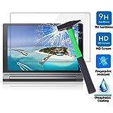 Lenovo Yoga Tab 3 Plus Pellicola Protettiva, Infiland Pellicola Protettiva Schermo in Vetro Temperato per Lenovo Yoga Tab 3 Plus 25,65cm (10,1 pollice IPS) Convertible Media Tablet(Tempered-Glass - 1 Pack)