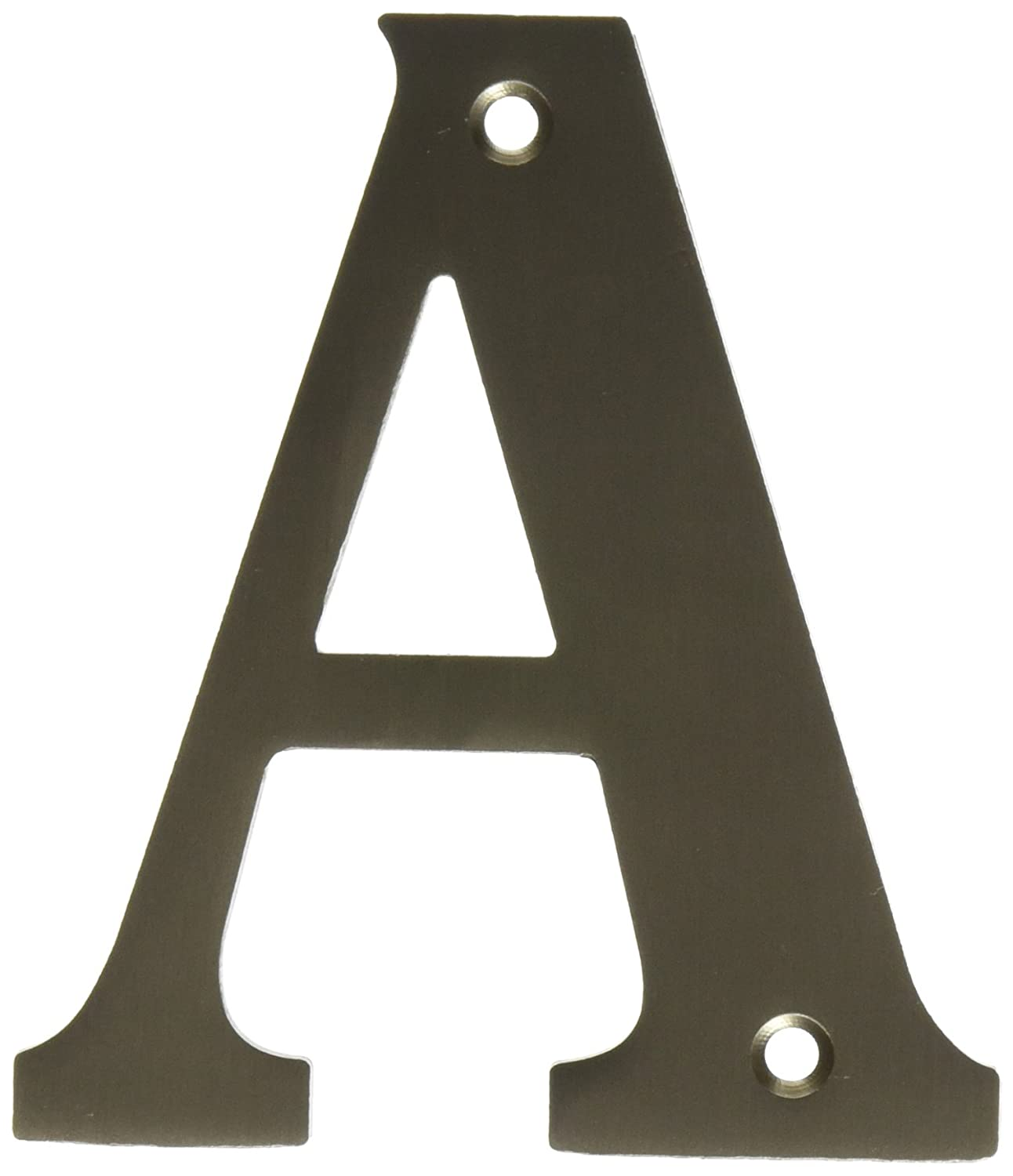Deltana RL4A-15 4-Inch Residential Letter A House Board Top Notch Distributors Inc. (Home Improvement)